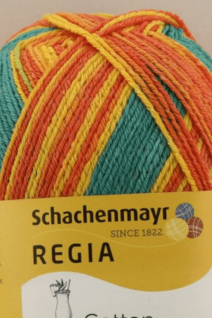 Schachenmayr Regia Cotton Cocktail Color