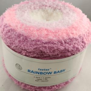 teetee Rainbow Baby