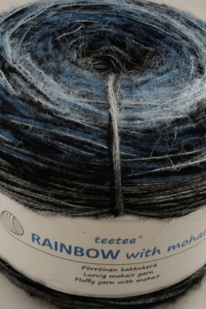 teetee Rainbow with Mohair