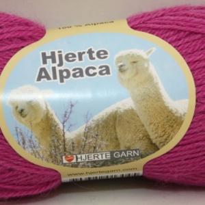 Hjertegarn Hjerte Alpaca 9130