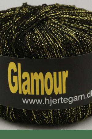 Hjertegarn Glamour