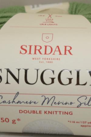 Sirdar Snuggly Cashmere Merino Silk