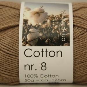 Hjertegarn Cotton nr. 8 50g 2133