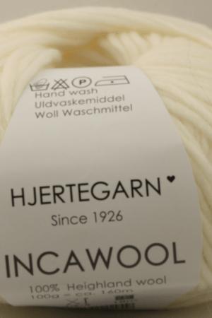 Hjertegarn Incawool