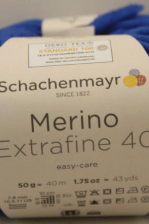 Schachenmayr Merino Extrafine 40